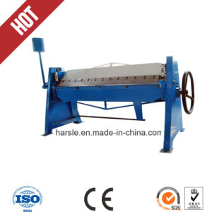 Quality Hand Operated Metal Folding Machines pictures & photos