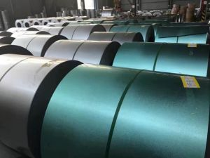 Prime Prepainted Steel Coil/PPGL/Gi Sheet Prepainted Color Steel Coil pictures & photos