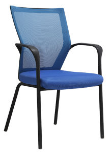 Metral Frame Mesh Back Visitor Chair Modern Conference Visitor Chair (LDG- 828C) pictures & photos
