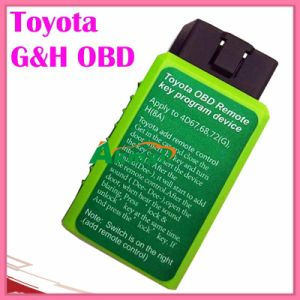 G&H OBD Remote Key Programmer for Toyota pictures & photos