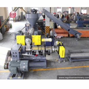 Plastic PP Woven Bags Pelleting Recycling Machine pictures & photos