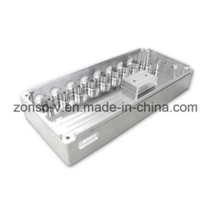 Precision Aluminum CNC Machined Machining Parts Milling Enclosures Electronic Device pictures & photos