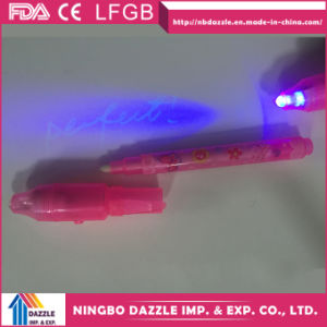 Cheap Promotional Gift Magic Invisible Ink Pen pictures & photos