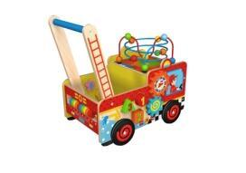 New Fashion Multifunction Wooden Box Cart Toy for Kids and Children pictures & photos