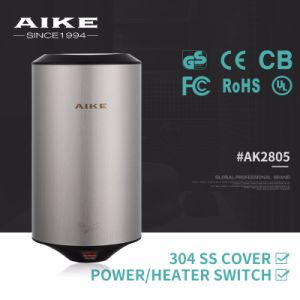 AK2805 appealing look small body hand dryer 10s quiet drying hands pictures & photos