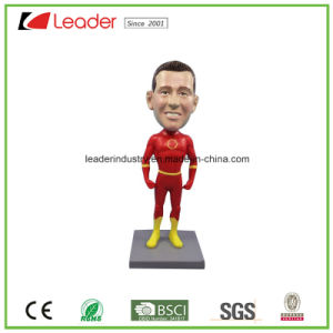 Decorative Polyresin Crafts Bobblehead Figurine for Souvenir Gift and Home Decoration, OEM Are Welcome pictures & photos