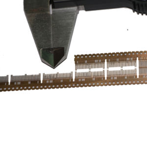 Precision Metal Progressive Die Stamping Strip (Model: RY-SS008) pictures & photos