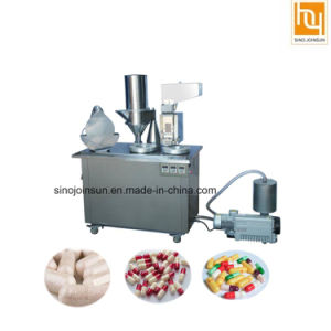 Packaging Machine of Semi-Automatic Hard Capsule Filling Machine pictures & photos
