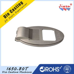 Factory Direct Aluminum Die Casting Frame Lamp Parts pictures & photos