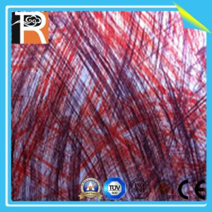 Stripes Metallic HPL Sheet (JK01653-1) pictures & photos