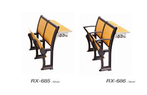 High Density Board School Desk & Chair (RX-685) pictures & photos