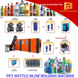 Hot Sales Fully Automatic 4-Cavity Blowing Machine pictures & photos
