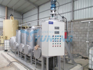 Black Tire Pyrolysis Oil Recycling Machine (Change Black to Yellow) pictures & photos