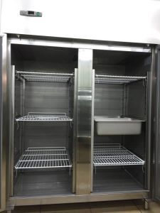 Commercial Stainless Steel Kitchen Freezer-Gn600bt pictures & photos
