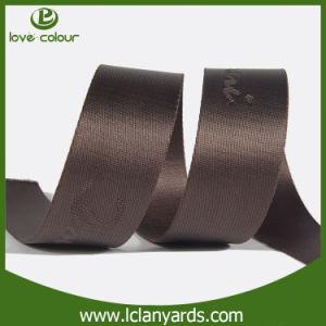 Garment Use Jacquard Ribbon Safety Car Seat Belt Webbing pictures & photos