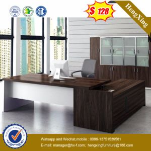 Modern Office Furniture L Shape Manager Executive Office Desk (HX-ND5072) pictures & photos