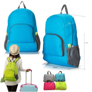 Big Capacity Folding Traveling Bag 20L Wholesale Backpack pictures & photos