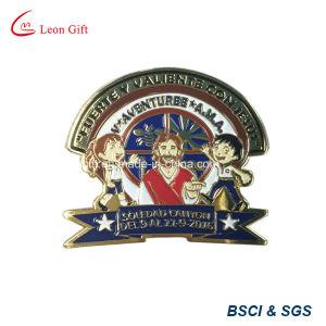 Custom Wholesale Cheap Soft Enamel Lapel Pins pictures & photos