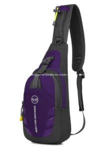 Custom Cheap Wholesale Nylon Casual Climbing Chest Bag pictures & photos