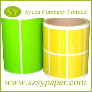 OEM Customized Labels with Logo Printing pictures & photos