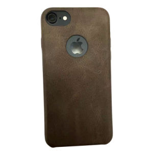 Soft Touch Mobile Phone PU Cases/Cover for iPhone 7/7plus
