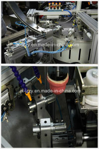 Automatic Pad Printing Machine for LED bulb pictures & photos