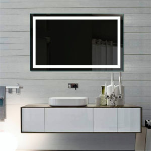 Hotel Vanity Frameless Light Bathroom Mirror with Ce Approved pictures & photos