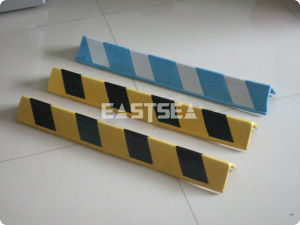 Square / Round Angle EVA Plastic Wall Corner Guard pictures & photos