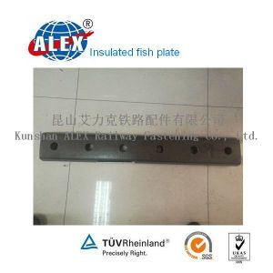 Insulated Rail Fishplate Vender pictures & photos