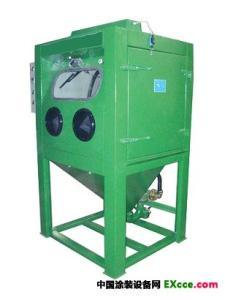 Good Sand Blasting Machine for Stainless Steel pictures & photos