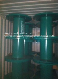 Factory Outlet Sky Blue Cable Reel for Steel Wire Rope pictures & photos