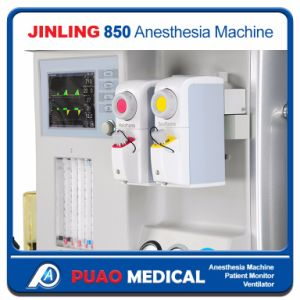 Jinling 850 Standard Model Anesthesia Machine pictures & photos