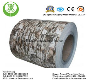 PE Color Coating Aluminum/Pre-Painted Aluminum Camouflage for Container House pictures & photos
