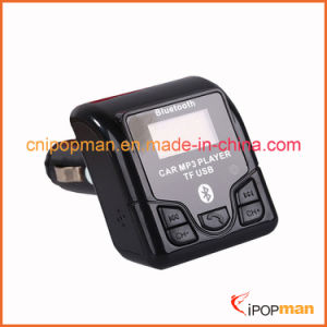 Car Kit MP3 Player Wireless FM Transmitter Bluetooth Universal Car MP3 pictures & photos