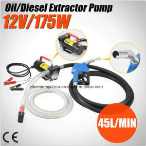12V DC Electric Fuel Transfer Pump Diesel Kerosene Oil Commercial Auto Portable pictures & photos