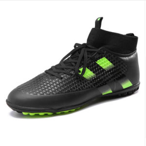 2017 New Spring /Summer Indoor Soccer Boot Sport Shoes Football Shoes pictures & photos