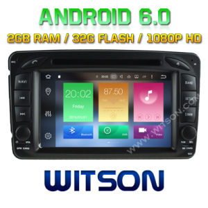 Witson Octa-Core (Eight Core) Android 6.0 Car DVD for Mercedes-Benz C-Class W203 2g ROM 1080P Touch Screen 32GB ROM pictures & photos