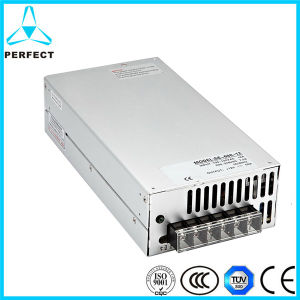 600W 50A 12V Single Output SMPS pictures & photos