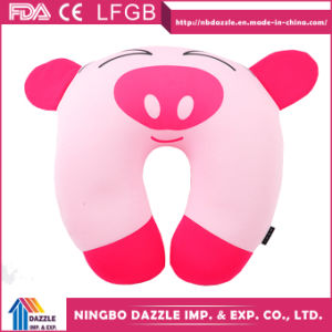 Cheap Chinese Personalized Funny U Shape Neck Pillow pictures & photos