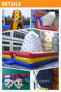 Square Mat Inflatable Climbing Hill for Carnival pictures & photos