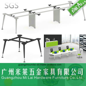 Modern Furniture Office Workstation Table Metal Frame Leg pictures & photos
