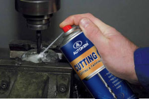 Aerosol Cutting Oil Spray, High Performance Cutting Oil Spray pictures & photos