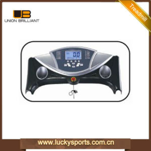 Sports Equipments Gym Club Aerobic 1.25HP AC Motor Home Use Cheap Treadmill pictures & photos