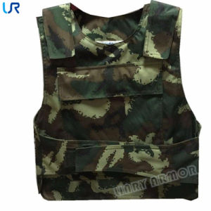 Military Camouflage Bulletproof Army Vest pictures & photos
