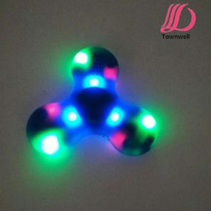 Bluetooth LED Hand Spinner Multifunctional Fidget Toys pictures & photos