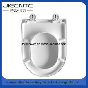 Toilet Seat and Cover UF SUS304 Hinge Slow Down pictures & photos