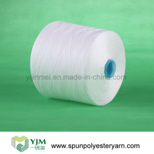42/2 Staple Fiber Yarn 100% Poly for Making Sewing Thread pictures & photos