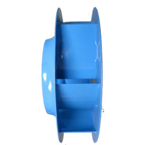 Backward Steel Centrifugal Wheel Blower Ventilator Impeller (280mm) pictures & photos