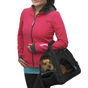 Portable Comfort Soft Sided Dog&Cat Pet Carrier Bag pictures & photos