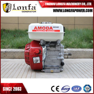 5.5HP Gx160 Amoda Thread Shaft Gasoline Engine pictures & photos